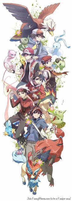 Pokemon Trainers (2)