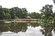 Wrocław, ogród japoński