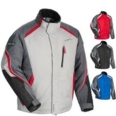 2014 Cortech Journey 3.0 Youth Warm Insulated Snowmobile Snow Gear Jackets