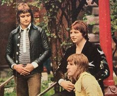 """forever-elp: """"Thanks for your support today, everyone! Here's one last pair of photos of Emerson, Lake & Palmer circa 1972. As ever, @march-for-no-reason found these. """""""