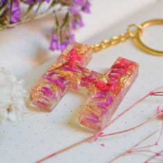 ✨🥀Resin Initial Keychains by Marikit Crafts🥀✨ They are made of quality resin and dried flowers 💕 +gold key ring & leather tassel included ✨Steps: 1. Choose one letter or one number 2. Choose your color — it can be a combination of two (colors may vary depend on availability, DM for more info) 3. Cute Outfits For School, Cute Summer Outfits, Healthy Lifestyle Quotes, Cool Pins, Leather Tassel, Dried Flowers, Key Rings, Initials, Number 2