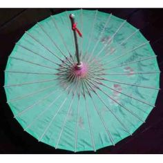 Vintage Japanese Paper Parasol