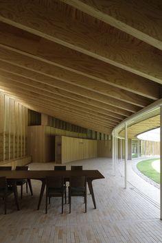 villa | sengokubara, japan | design: shigeru ban