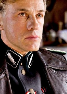 Christoph waltz. I love him!