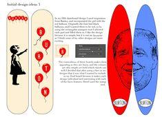 Black Balloons, Red Balloon, Burton Boards, Skateboard Design, Banksy, Surfboard, Initials, Inspiration, Biblical Inspiration