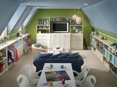 toy storage ideas for living room - Google Search