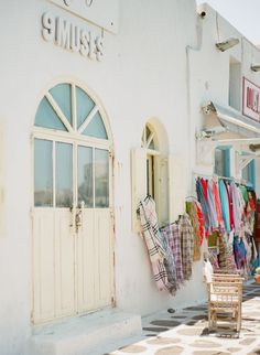 SCENES FROM THE ISLAND OF MYKONOS | THE STYLE FILES