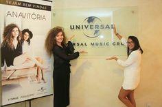 .: Duo de #MPB #ANAVITÓRIA é contratado pela #UniversalMusicBrasil