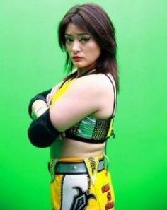 Ayako Hamada-japanese female wrestler