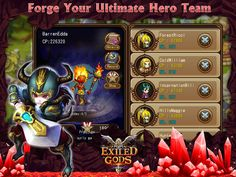 Exiled Gods - iOS Store Store Top Apps | App Annie