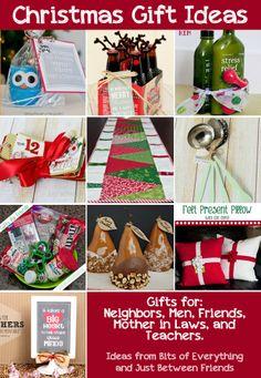 Christmas Gift Ideas blog.bitsofeverything.com #giftideas