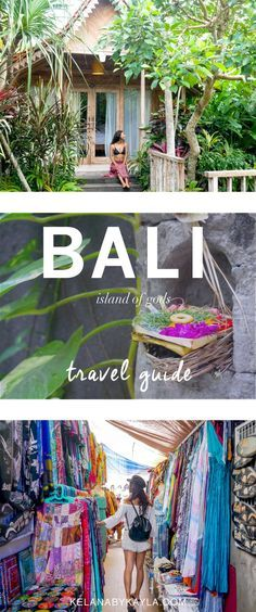 To some Bali is just a vacation destination, but it has some insanely rich culture waiting to be explored!  After many trips, here's our Bali Travel Guide.