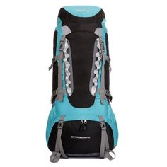58.00$  Watch here - http://ali9a9.worldwells.pw/go.php?t=32724379827 - Outdoor Camping climbing ultralight backpack men women waterproof travel hiking backpack 65L sport bags pack