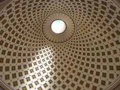 La cupola della Chiesa di Mosta, Malta by Luigi FDV (Flickr)