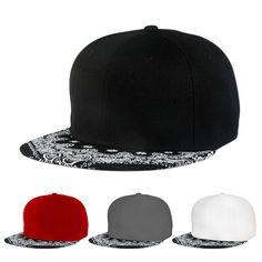 fd1b782779d Men Cool Baseball Cap Hip-Hop Snapback Sport Bboy Dance Adjustable Hat  Outdoor