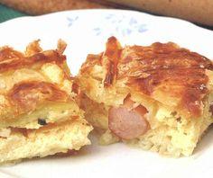Hod Dog Pie