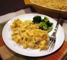 Overnight Cheesy Chicken Casserole Recipe