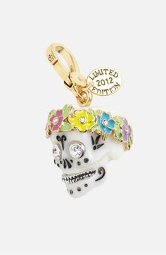 Juicy Couture 'Sugar Skull' Charm 2012