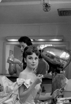 Great photo of the beautiful,talented Audrey Hepburn
