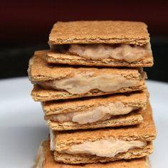 Under 100 Calories: Peanut Butter Banana Smudgies