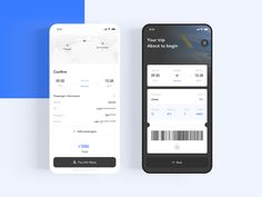 Airline ticket reservation procedure 2 ui airline ui ux ticket reservation app mobile seat passenger map world airport airplane travel city price clean simple Web Design, App Ui Design, Mobile App Design, Mobile Ui, Airplane App, Airplane Travel, Mobile Price List, Ticket Design, Airline Tickets