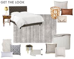 Emily Henderson_Target_Bedding_Taupe_Monochromatic_Neutral_Soft_Get the Look