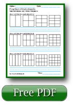 A-Z worksheets. A ton of FREE printables to help drive home math facts. Say it! Write it! Repeat it! Learn it!