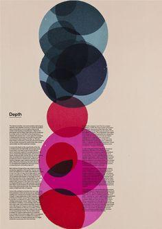 Tom Hingston Studio's work for Æsir - lithograph print