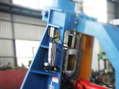 ring rolling machine lubrication and cooling system