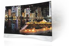 LG And Samsung Announce Curved Televisions Curved Televisions, The Next Big Thing, Tvs, Astronomy, Gadgets, Samsung, Geek, Science, Technology