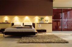Nice brown wall