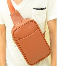 $5 http://Aliexpress.com : Buy Summer shoulder man fashion small messenger waist pack casual chest pack bag discount sale promotional item free shipping from Reliable leather messenger bag men suppliers on Yammy Sis store. $25.19 $5 Deal
