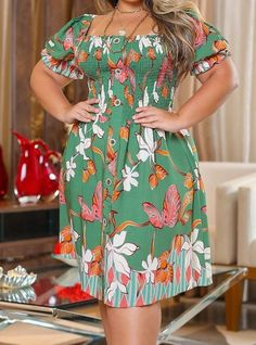 Plus Size Outfits, Trendy Outfits, Looks Plus Size, Plus Size Fashion For Women, Look Chic, Maternity Dresses, Daily Wear, Pretty Dresses, Wrap Dress