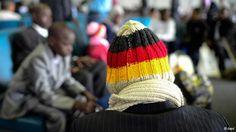 Immigration country Germany (Foto vom 11.09.12). Die Zahl der Asylbewerber in Deutschland steigt rasch an. Die staerksten Zuwaechse gibt es ...