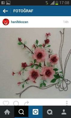 Needle Lace, Tatting, Diy And Crafts, Projects To Try, Wreaths, Embroidery, Crochet Bedspread, Tejidos, Needlepoint