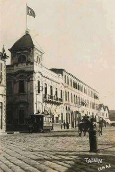 Izmir Borsa binası