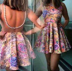 vestido curto festa decote perolas tule s/manga frete grátis