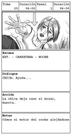 storyboard en castellano - Buscar con Google