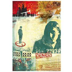 Ian Dodds - Conceptual, Digital, Editorial, Montage, People, Politics, Terrorism, Textured, War