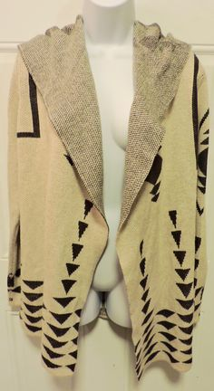 $40 Aztec Print Cardigan Click link to shop our affordable boutique! www.shopoaklynreece.com
