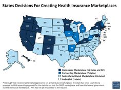 National Landscape of Health Insurance Marketplaces -- Federal, State, & Partnerships
