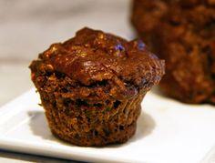 Gluten Free Pumpkin and Dark Chocolate Chip Muffins / Dorothy Lane Market