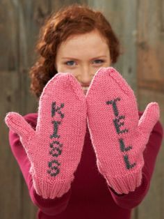 Cute and fun mittens to keep you warm in style.