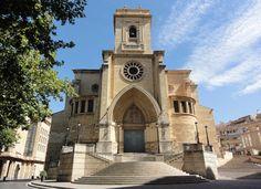 Albacete Catedral de San Juan Bautista