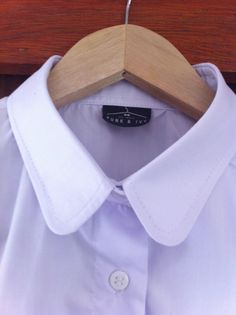 Cotton Unisex Shirt R450 / $47  including delivery globally with personalised Letter motif on pocket Email: bianca@punkandivy.com