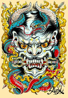 ASIAN INSPIRATIONS by Rafal Wechterowicz, via Behance