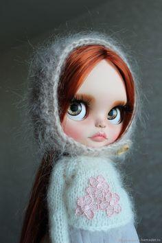 Купить Кукла Блайз Полина (Blythe doll OOAK Polina, tbl) в интернет магазине на Ярмарке Мастеров