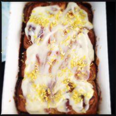 pãozinho doce de limão | http://comalaemcasa.com.br/2014/06/paozinho-doce-de-limao/