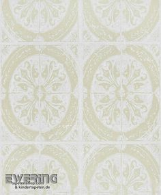 36-SMA26101118 Casadeco - Smart Texdecor hell-beige Fliesen Vlies