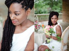 Natural Bride is beautiful… i love how peaceful she looks… Photographer: Samantha clarke photography